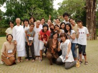 ปี2555 กิจกรรม Family Kids Camp